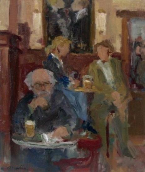 In Café de Zwart
