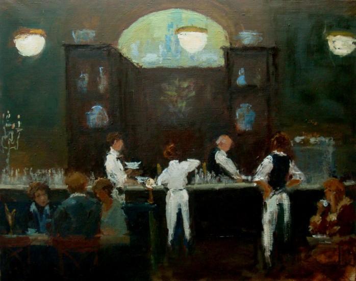 Grand Café Art-deco