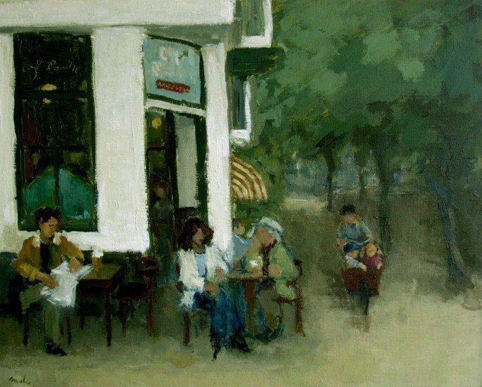 Sidewalkcafé
