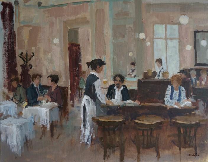 Café Einstein Berlin