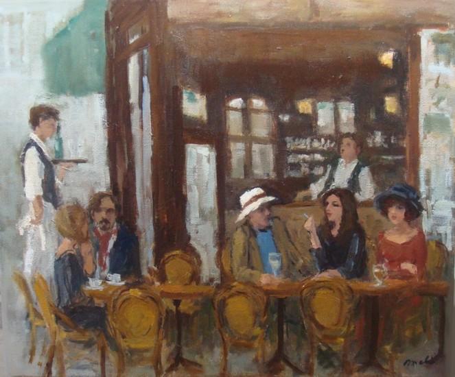 La Palette, Artists Café in Paris