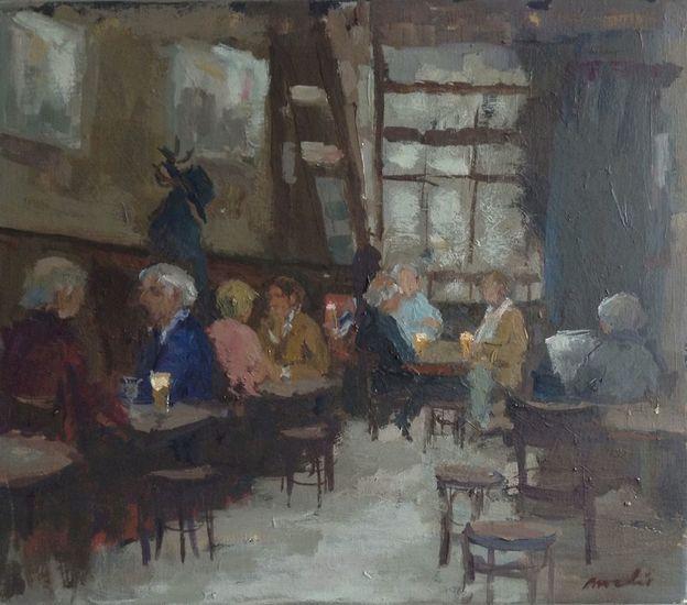 Pub in Amsterdam