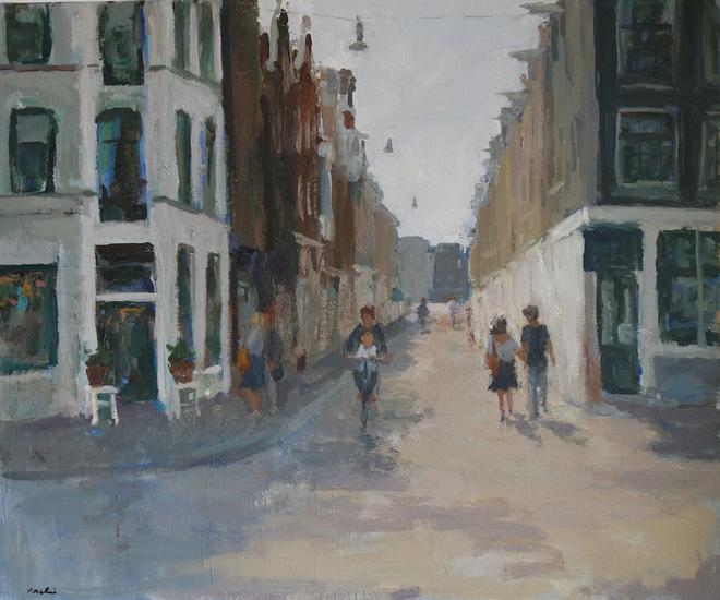 Sunny Street, Reestraat