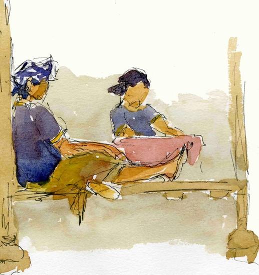 Balinise Couple