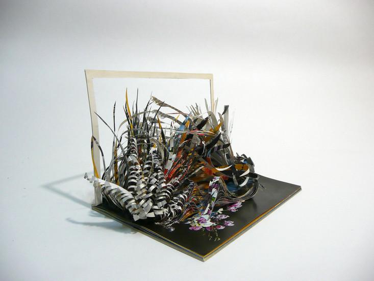 Boek17 bloemen, takken en grassen - kunstig geschikt