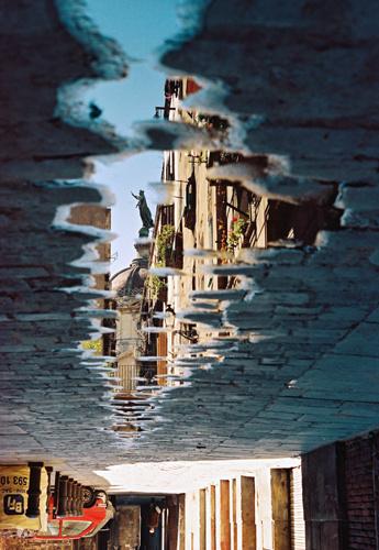 Spiegeling - Barcelona