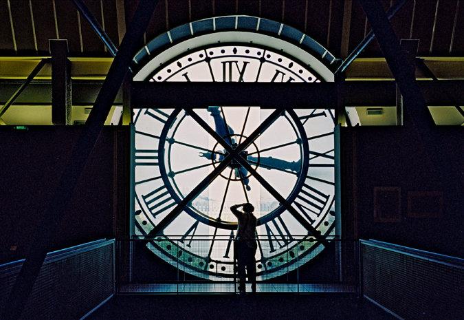 Klok, musée d'Orsay