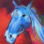 D134 paard