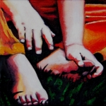 P106 handjes en voetjes