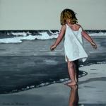 P155 beach girl