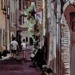 V75 Frans straatje