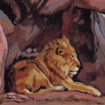 D374 leeuw