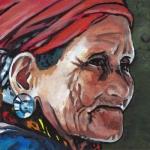 P248 oude vrouw