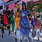 P264 straatdansers