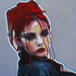 P275 gothic girl