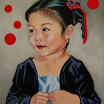 P190 Oriental girl
