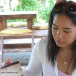 Ayu Balinese Model