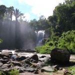 Waterfall Tegenungang.