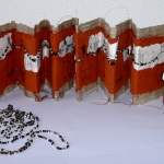 boek 'Kettingbrief'' open