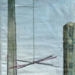 Verbindingen 'Hangend aan een zijden draadje'