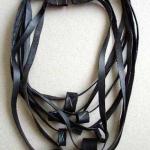 rubber ketting met losse ringen