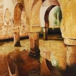 Moorse waterkelder (Alcazaba de Málaga)