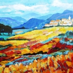 dorpje in de Provence
