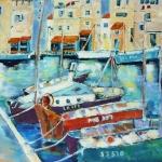 haventje in Zuid-Frankrijk