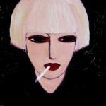 Triptych blondes