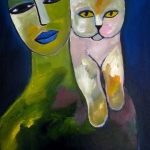 Kattenvrouw 291010