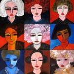 FIFTEEN WOMEN