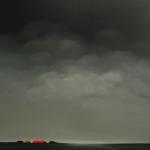 Rode daken, grijze lucht