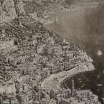 Stadje aan de Amalfi Kust