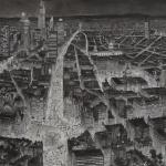 City after Dusk.