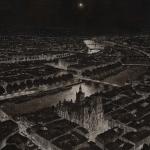 Lyon bij Nacht