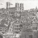 Stad met Kathedraal