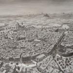 Stad in de Languedoc