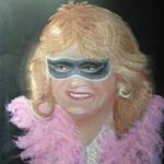 De gemaskeerde vrouw