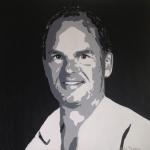 Portret Frank de Boer