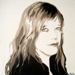 Portret 'Nienke'