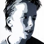 Portret 'Brian'