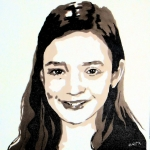 Portret 'Tessa'