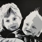 Portret Luuk en Joep