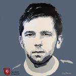 Portret Theo Janssen
