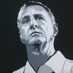 portret Johan Cruijff