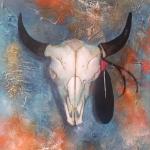 bizonschedel