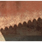 32 - Shadow on the wall.