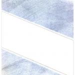 24 - White & Blue.