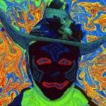 TIO WAYRA INTI (digital selfportrait)