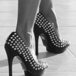 A Woman Should Stick To High Heels